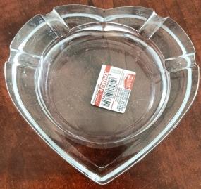 Gạt tàn tim 12cm