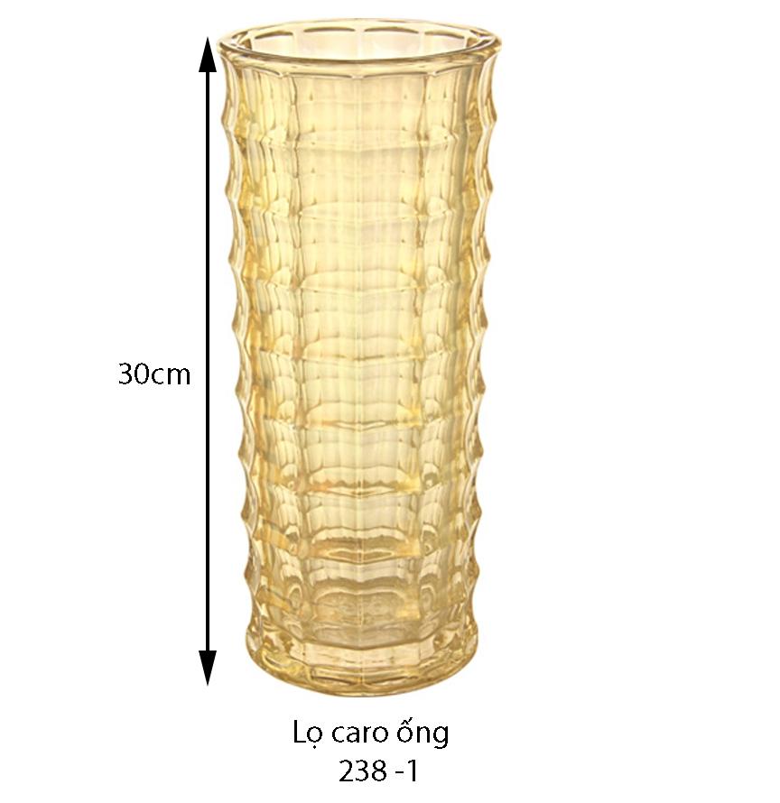 Lọ caro ống