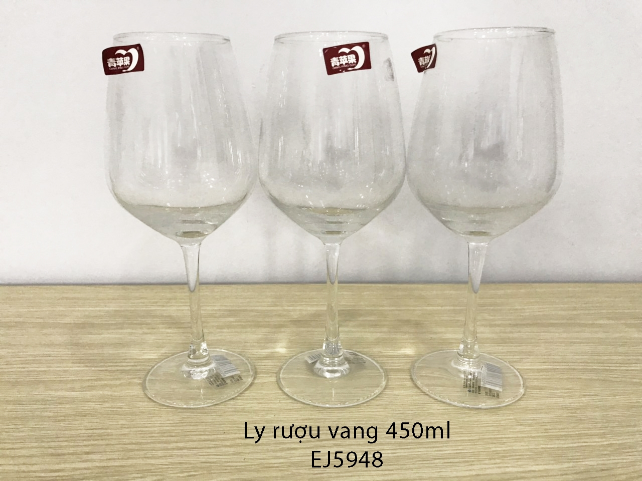 Ly rượu vang 450ml