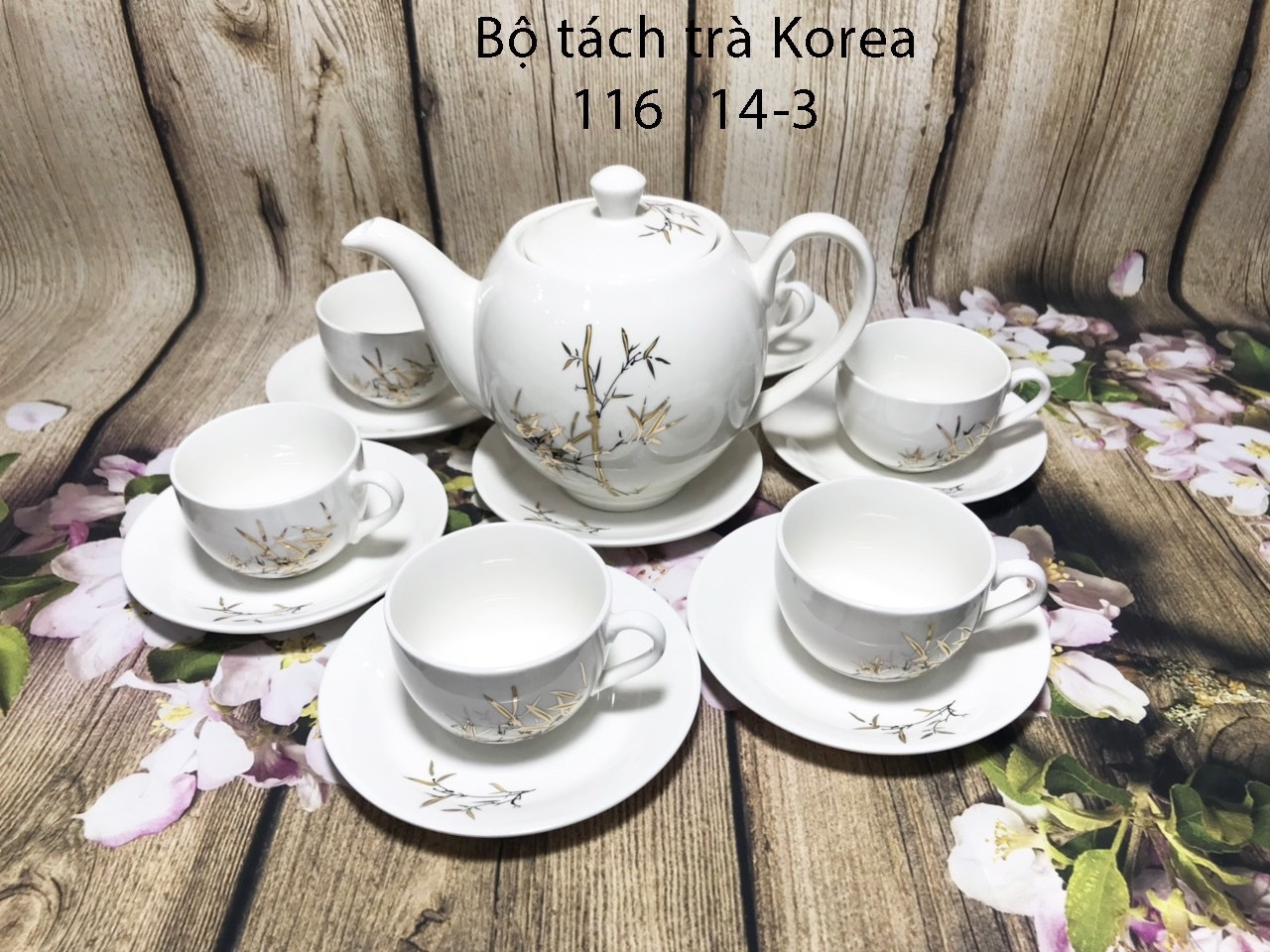 Tách trà Korea